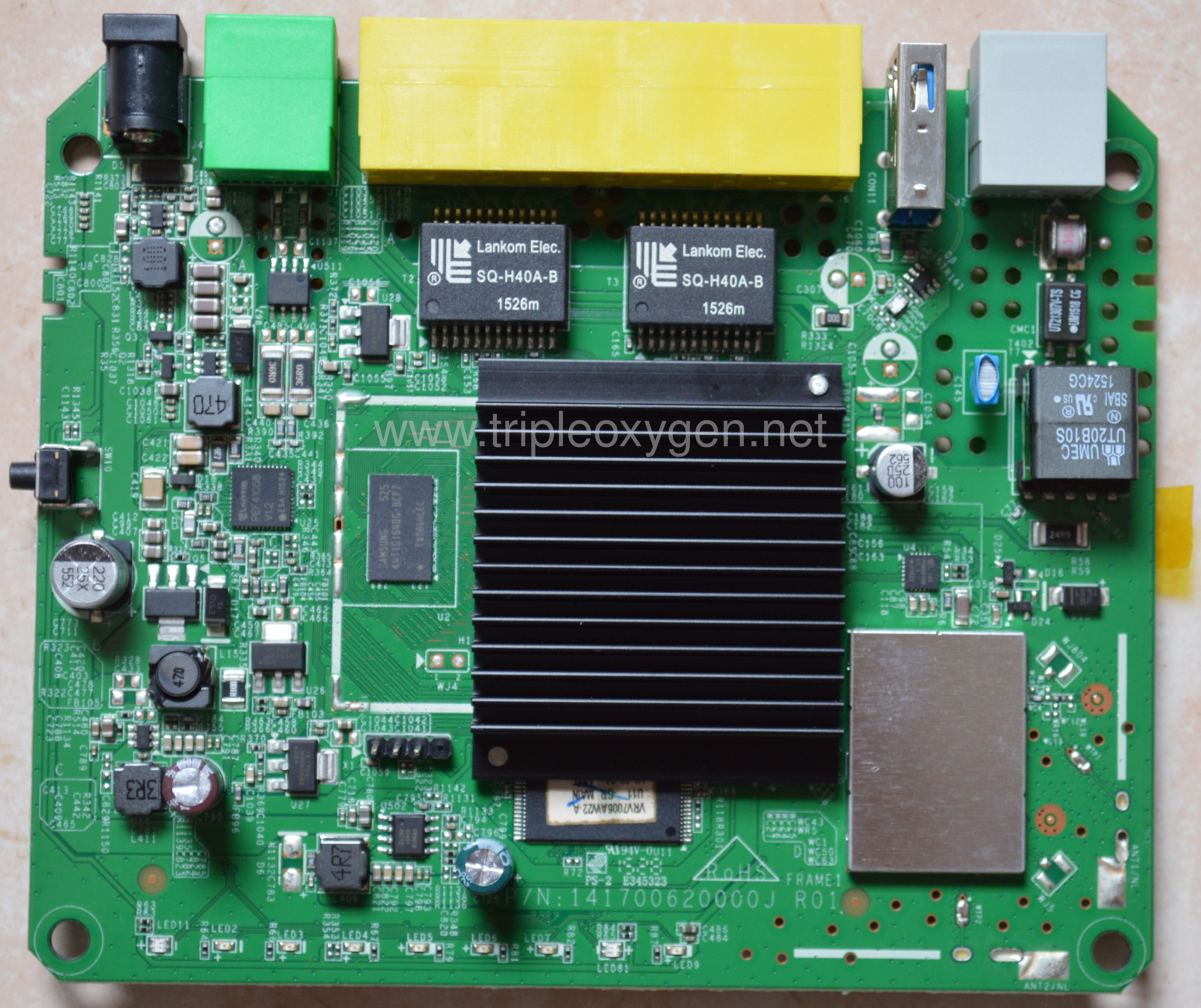 Arcadyan VRV7006AW22-A-GR [O3 Labs]